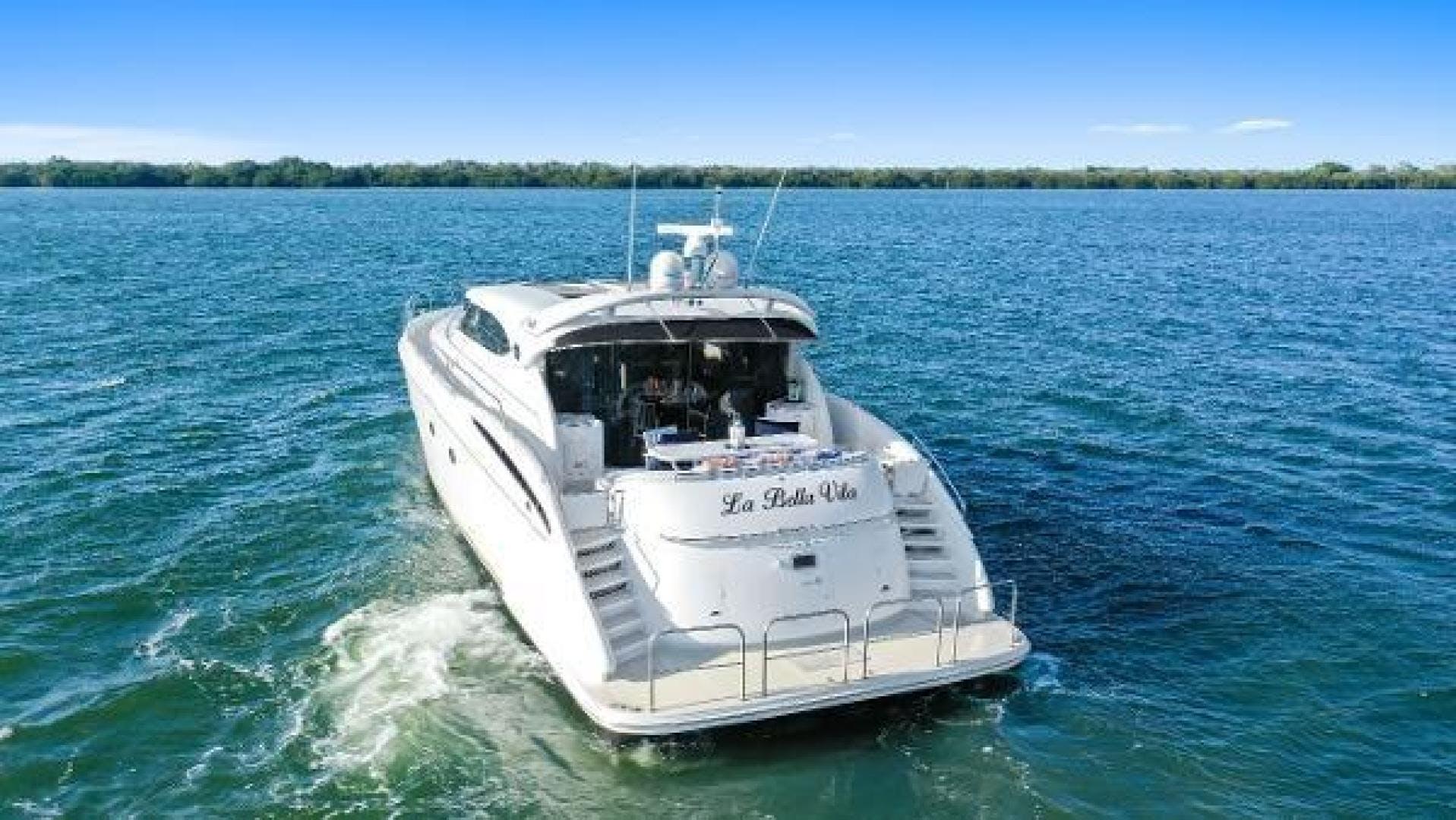 2001 Millennium Super Yachts 75'  Millennium Super Yacht | Picture 6 of 57