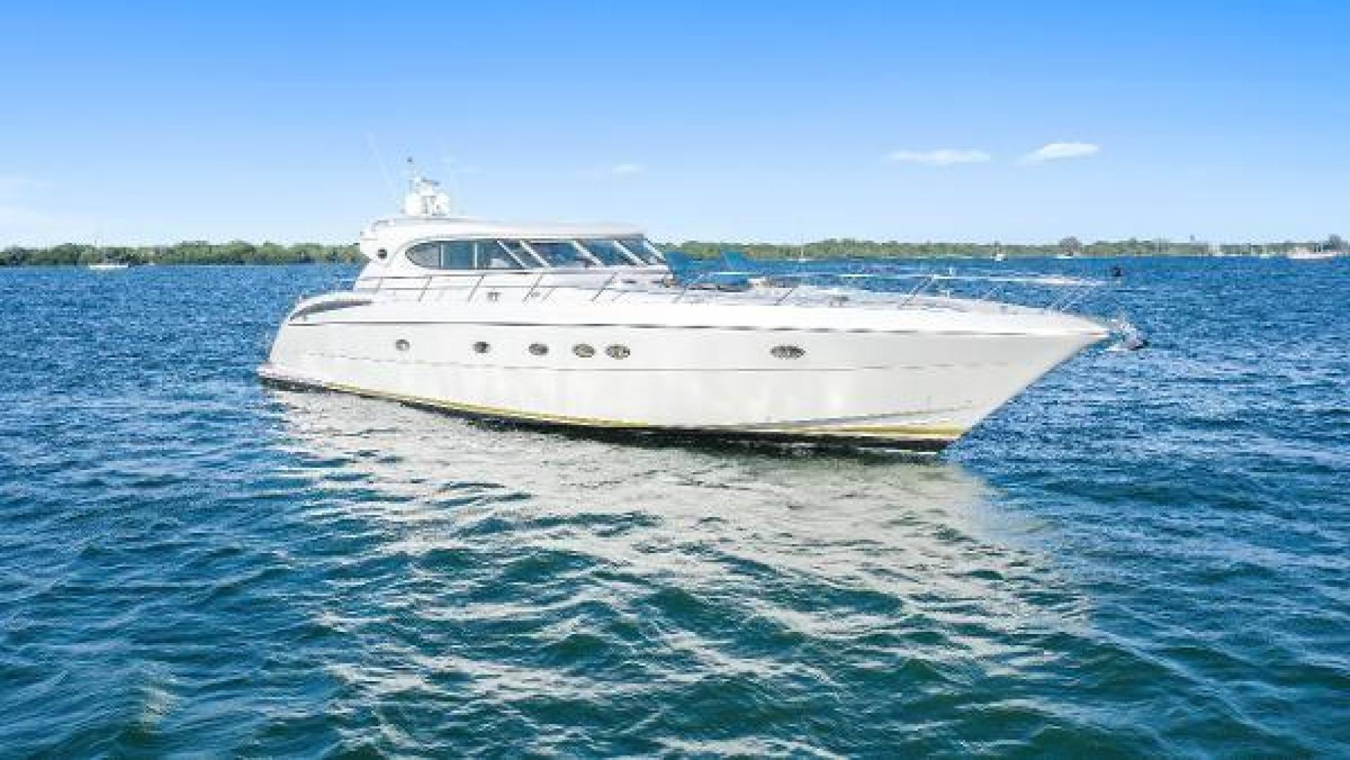 "2001 Millennium Super Yachts 75'  ""Millennium Super Yacht"""
