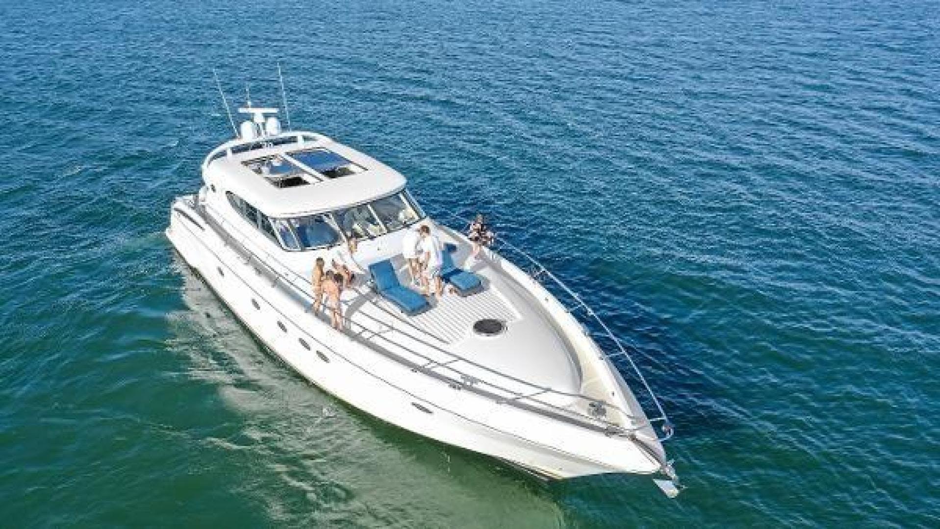 2001 Millennium Super Yachts 75'  Millennium Super Yacht | Picture 3 of 57