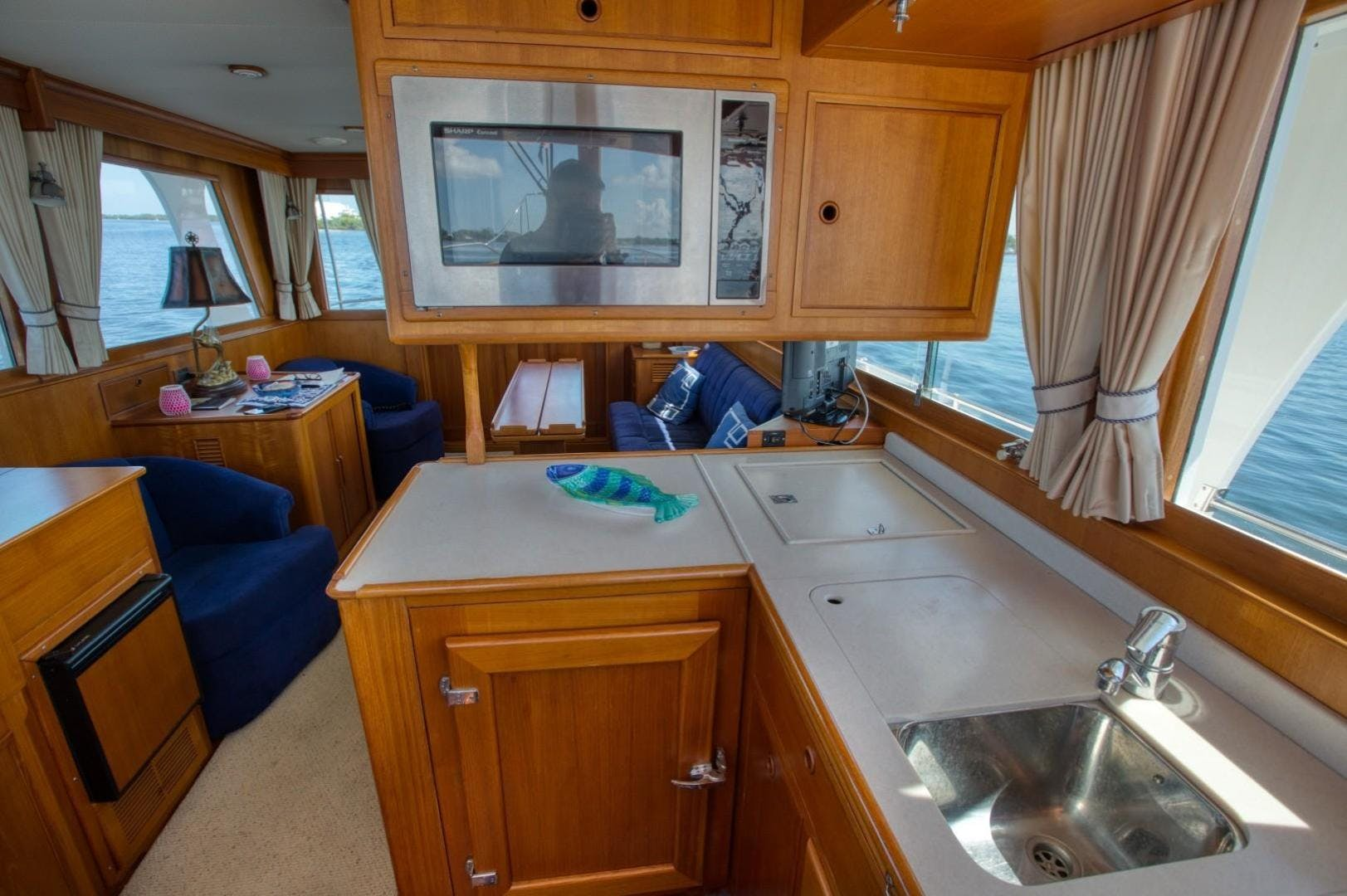 2004 Grand Banks 42' Europa 42 Grand Times   Picture 8 of 86
