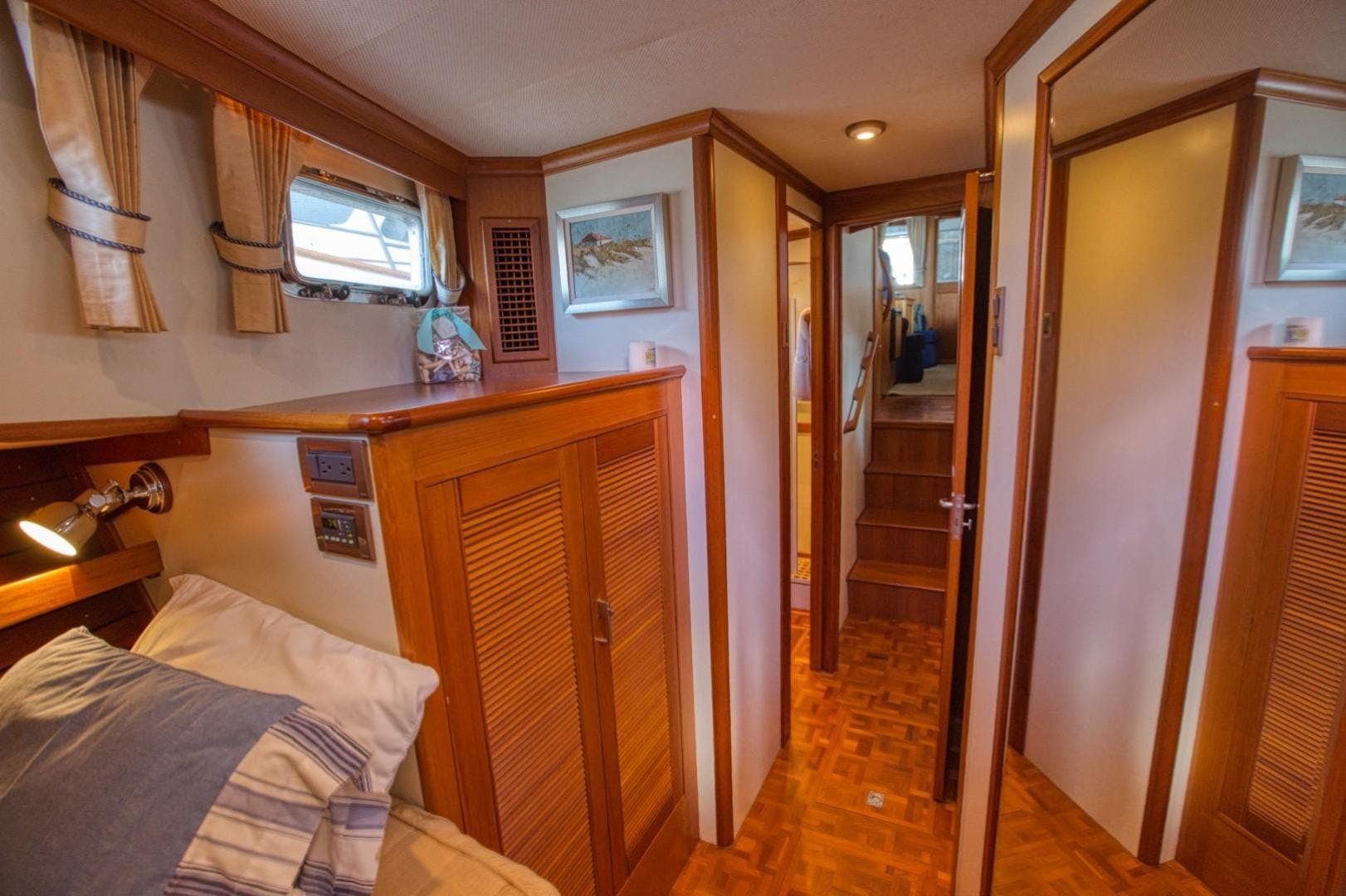 2004 Grand Banks 42' Europa 42 Grand Times   Picture 1 of 86