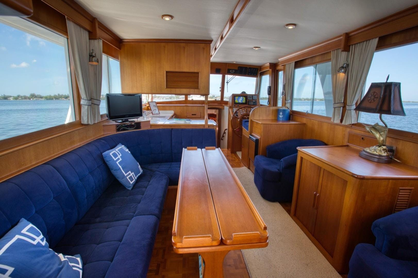 2004 Grand Banks 42' Europa 42 Grand Times   Picture 2 of 86