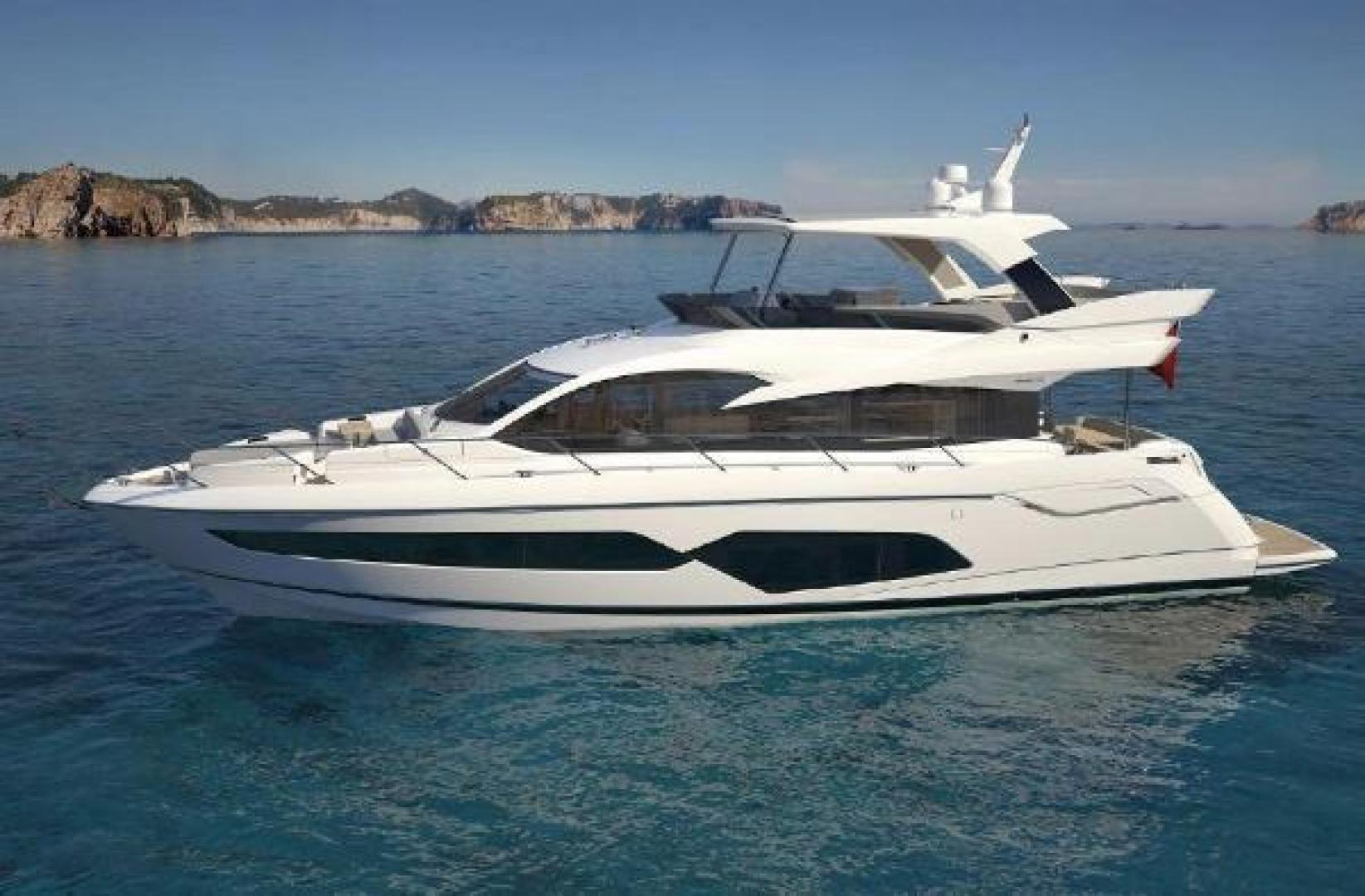 2019 Sunseeker 66' Manhattan