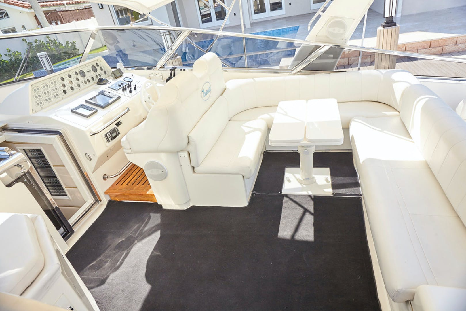 1998 Baia 63' Sports Cruiser  | Picture 6 of 50