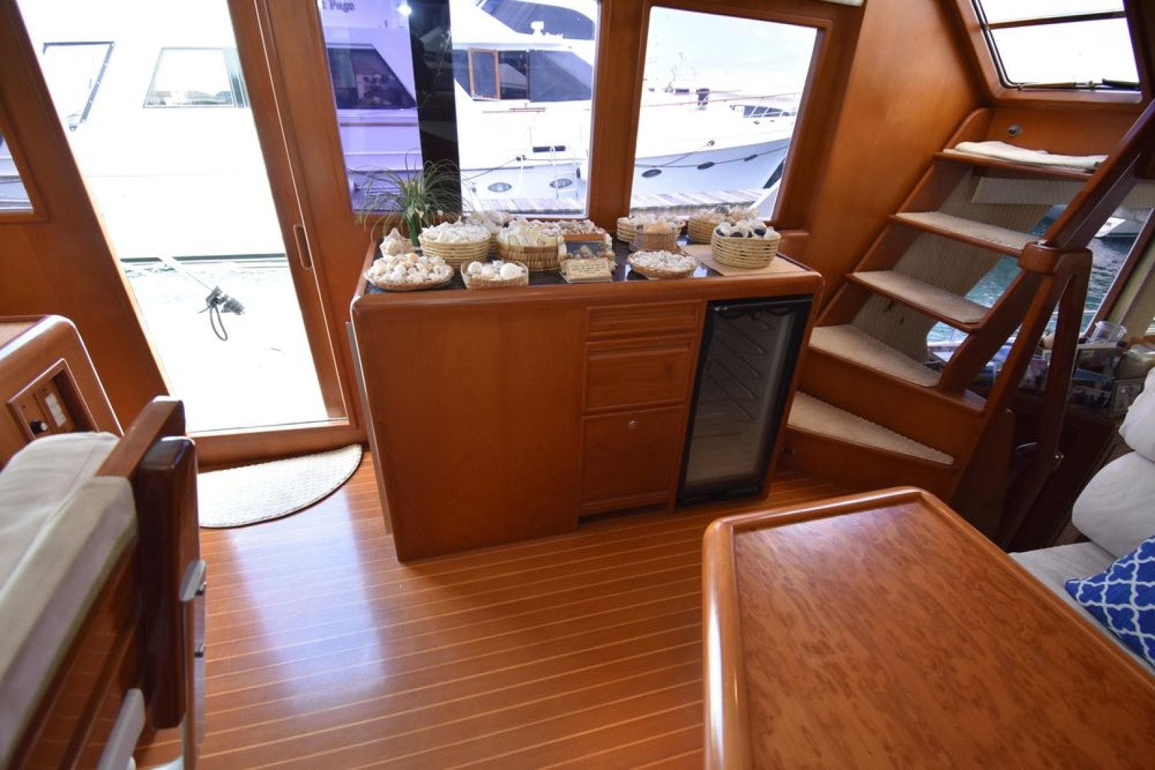 2000 Offshore Yachts 62' Pilot House Six C One II | Picture 8 of 52