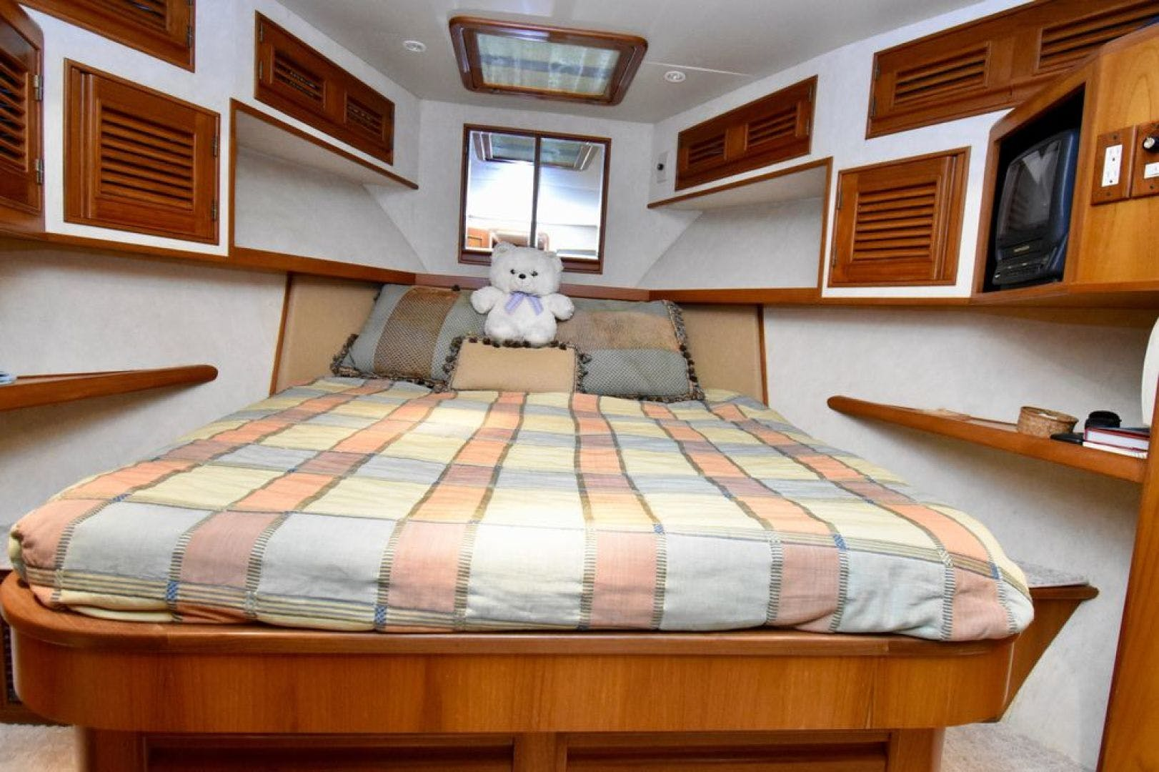 2000 Offshore Yachts 62' Pilot House Six C One II | Picture 3 of 52