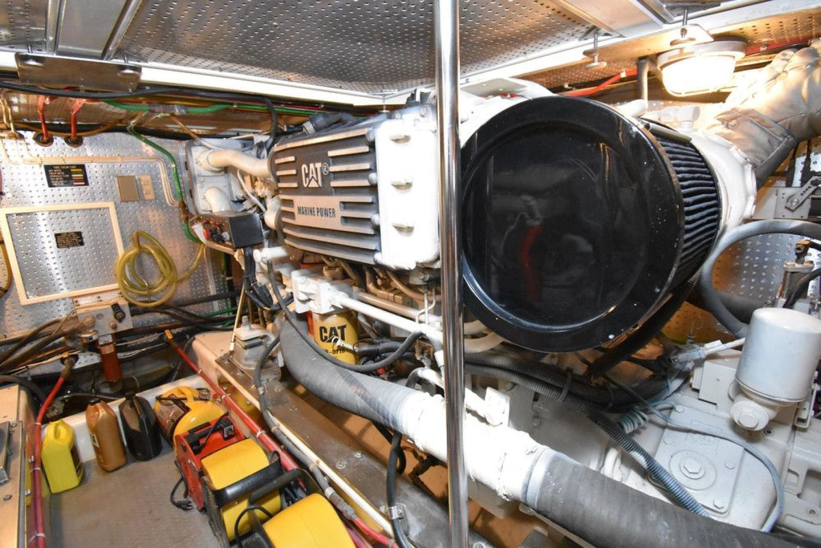2000 Offshore Yachts 62' Pilot House Six C One II | Picture 2 of 52