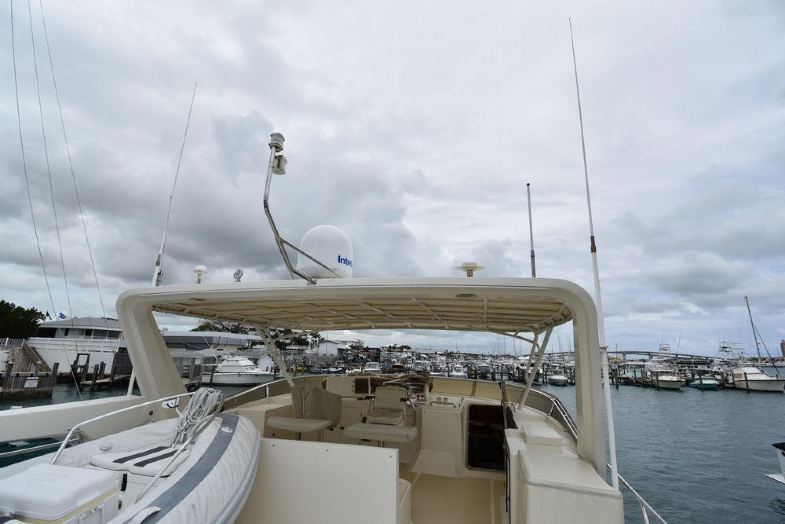 2000 Offshore Yachts 62' Pilot House Six C One II | Picture 4 of 52