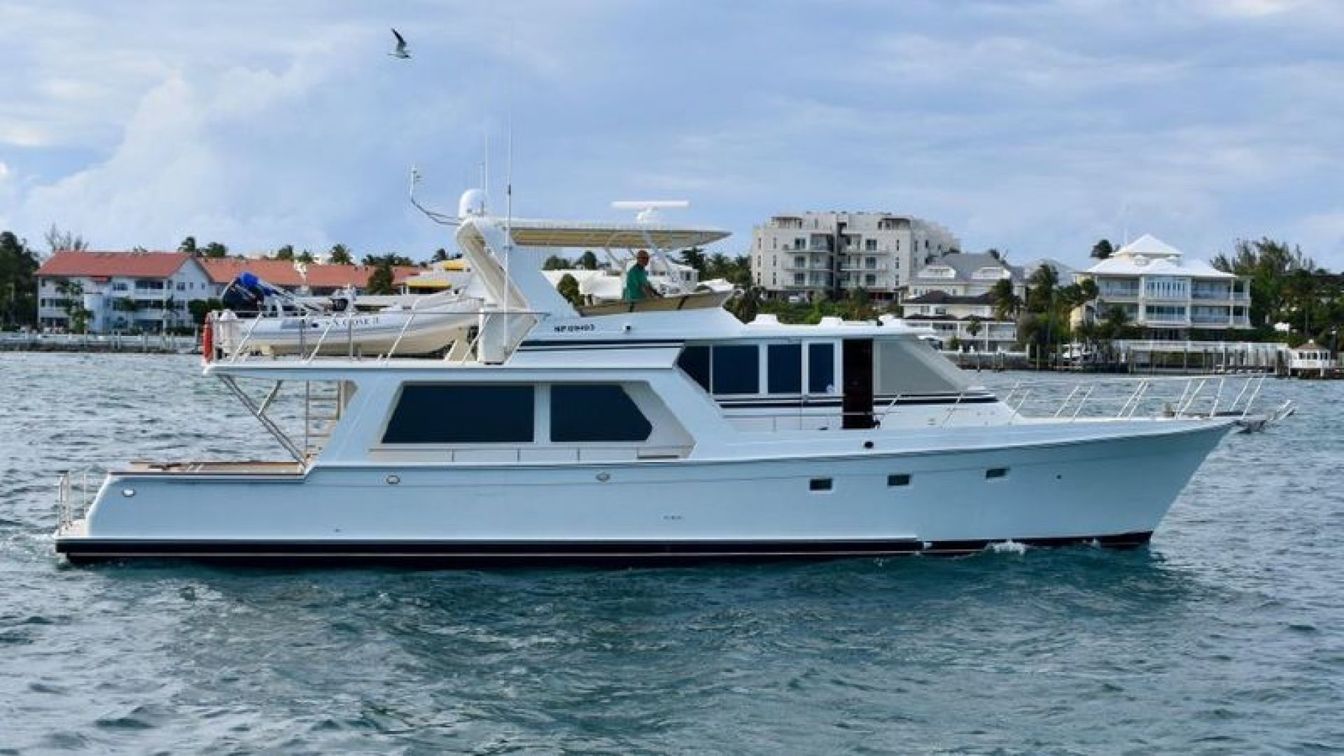 """2000 Offshore Yachts 62' Pilot House """"Six C One II"""""""