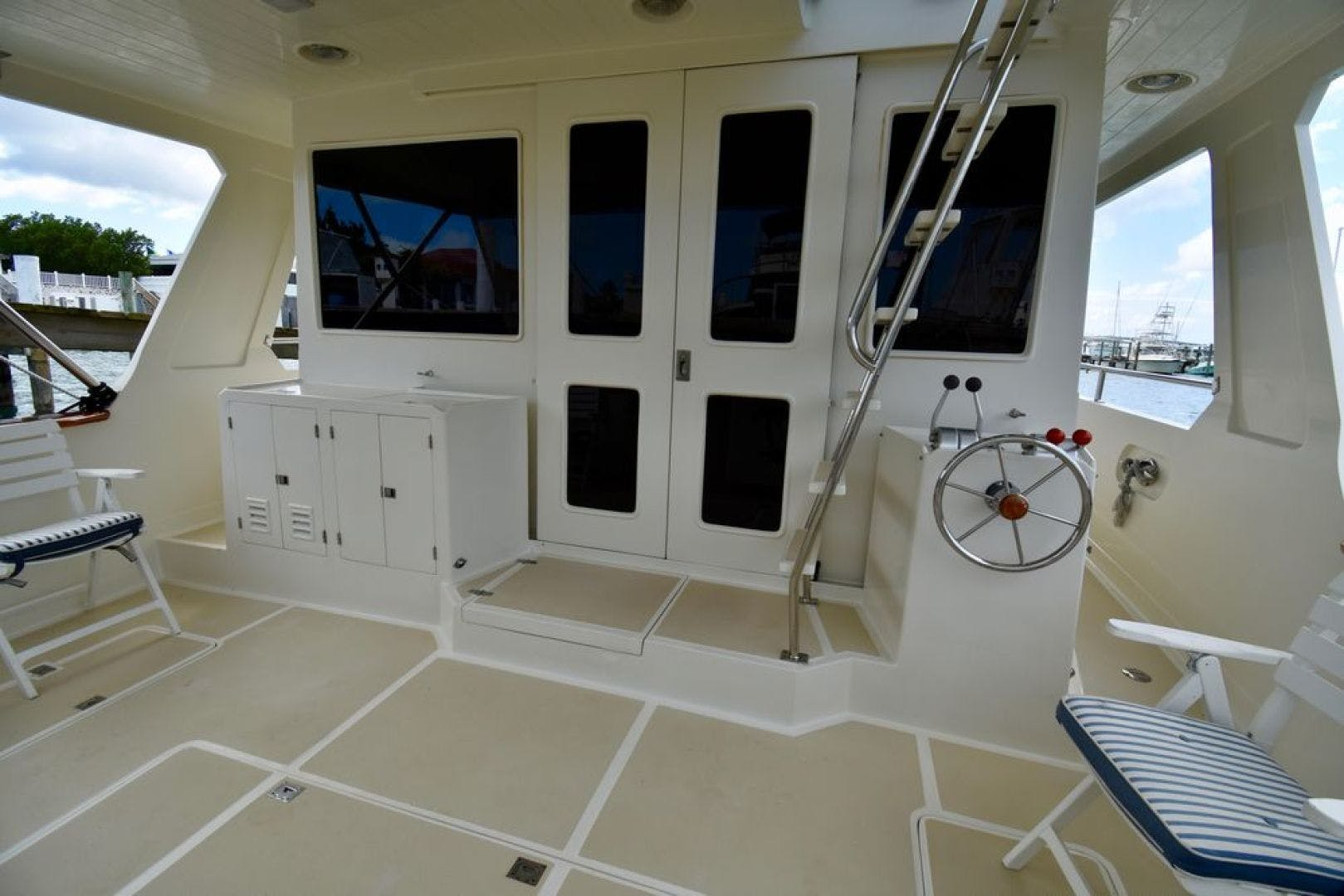 2000 Offshore Yachts 62' Pilot House Six C One II | Picture 1 of 52