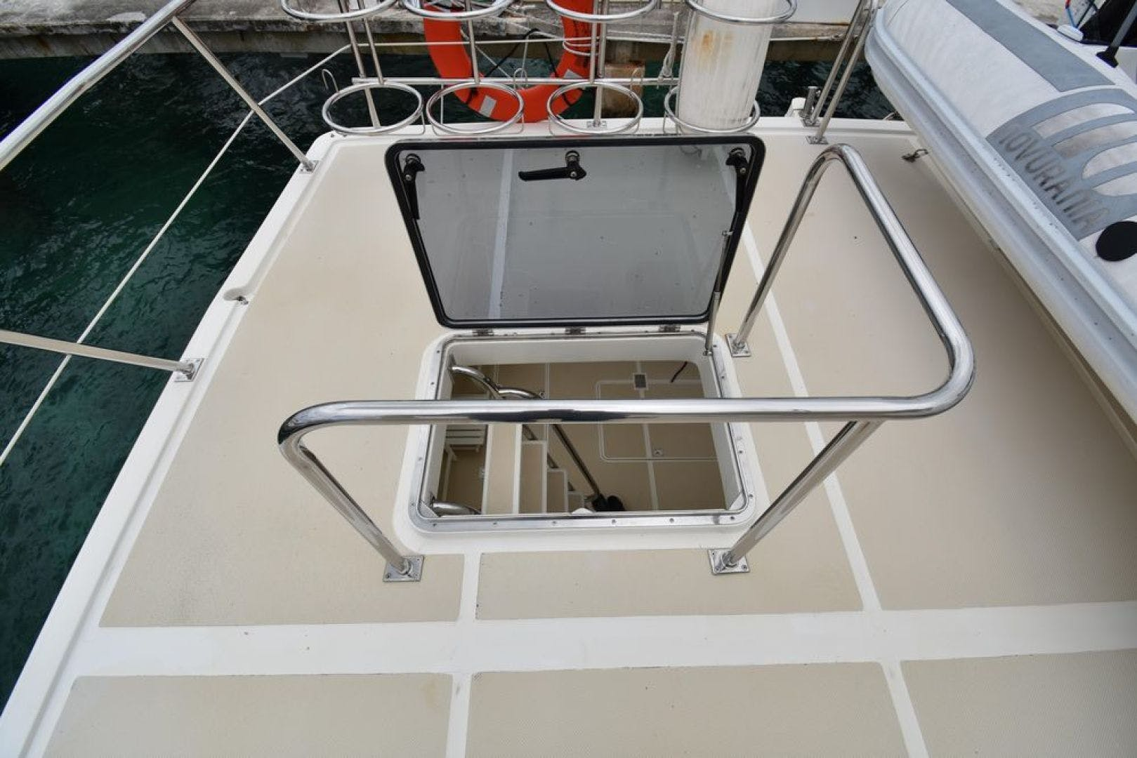 2000 Offshore Yachts 62' Pilot House Six C One II | Picture 5 of 52