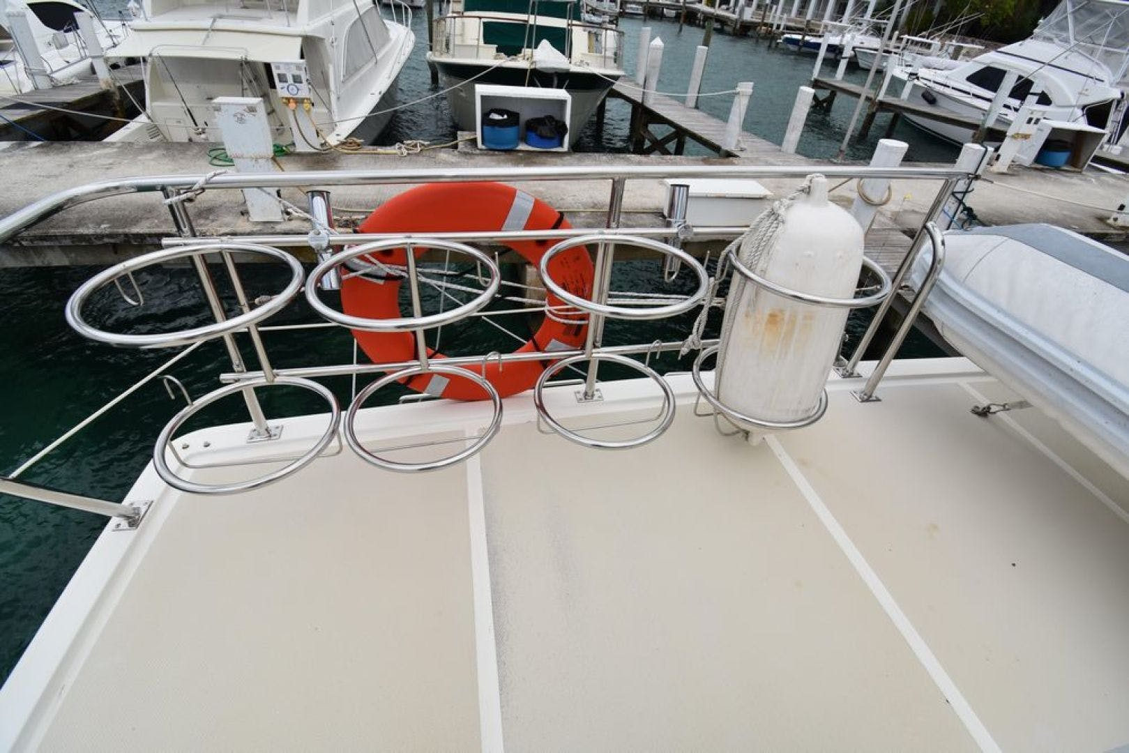 2000 Offshore Yachts 62' Pilot House Six C One II | Picture 6 of 52