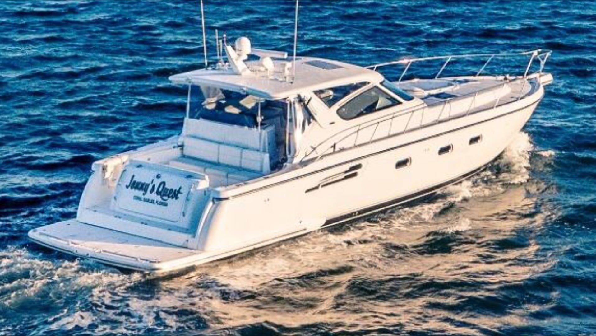 1999 Tiara Yachts 52' Express Jonny's Quest | Picture 7 of 69