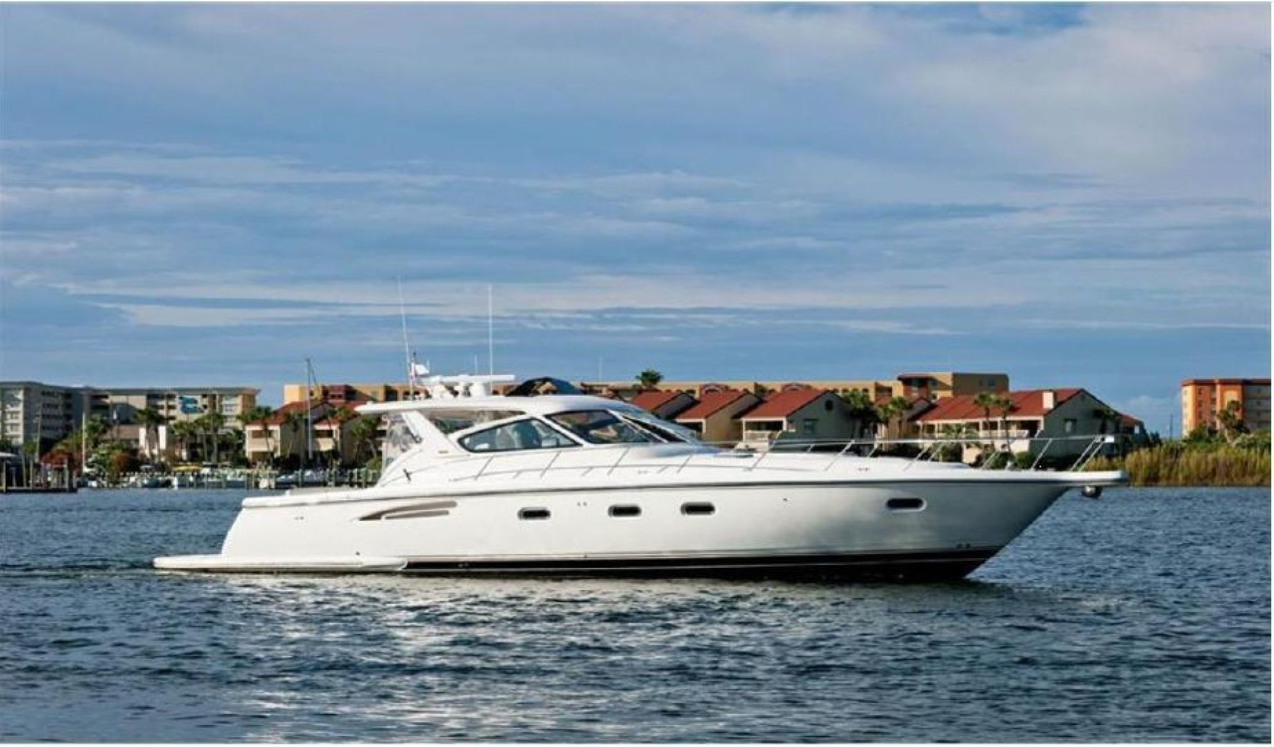 "1999 Tiara Yachts 52' Express ""Jonny's Quest"""