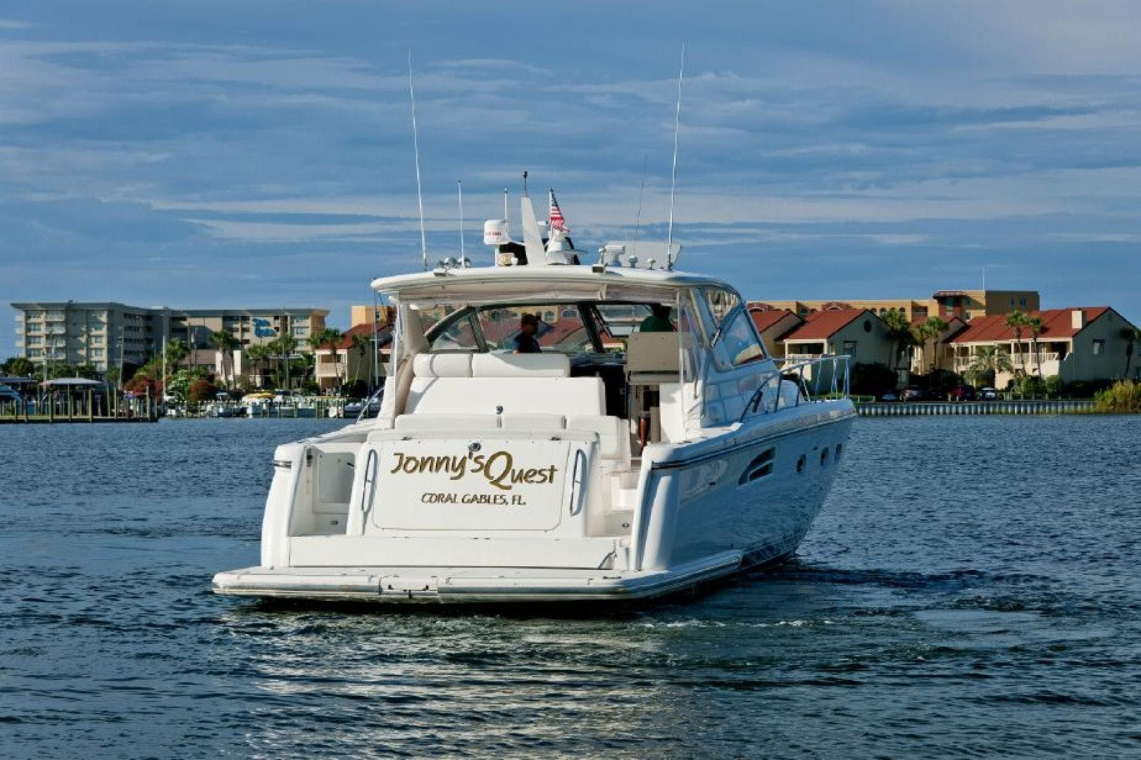 1999 Tiara Yachts 52' Express Jonny's Quest | Picture 1 of 69