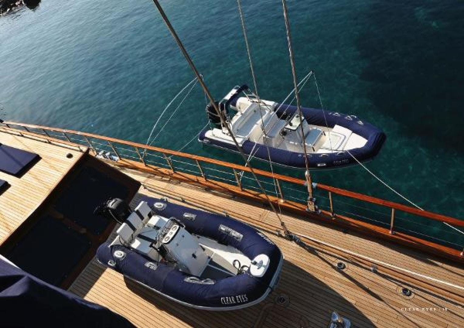 2010 Ketch 144' Pax Navi Yachts CLEAR EYES | Picture 2 of 22