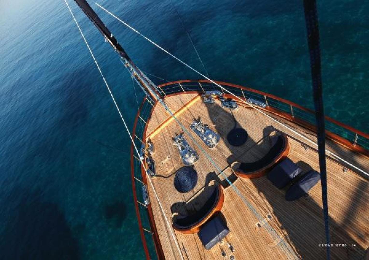 2010 Ketch 144' Pax Navi Yachts CLEAR EYES | Picture 7 of 22