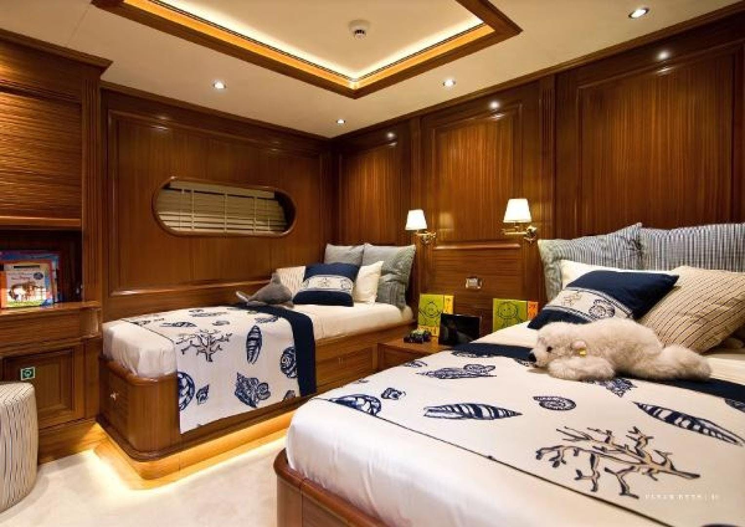 2010 Ketch 144' Pax Navi Yachts CLEAR EYES | Picture 8 of 22