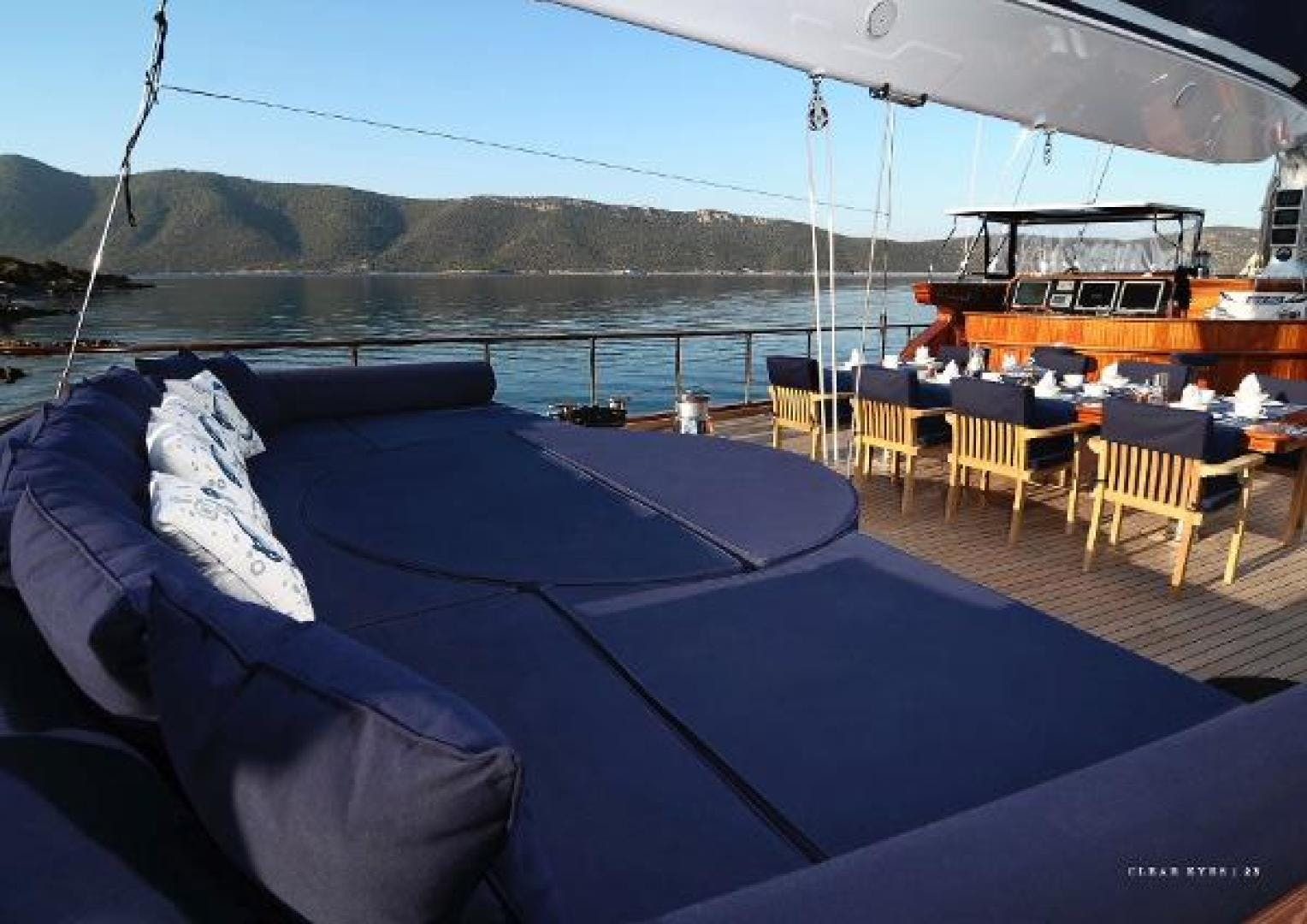 2010 Ketch 144' Pax Navi Yachts CLEAR EYES | Picture 3 of 22
