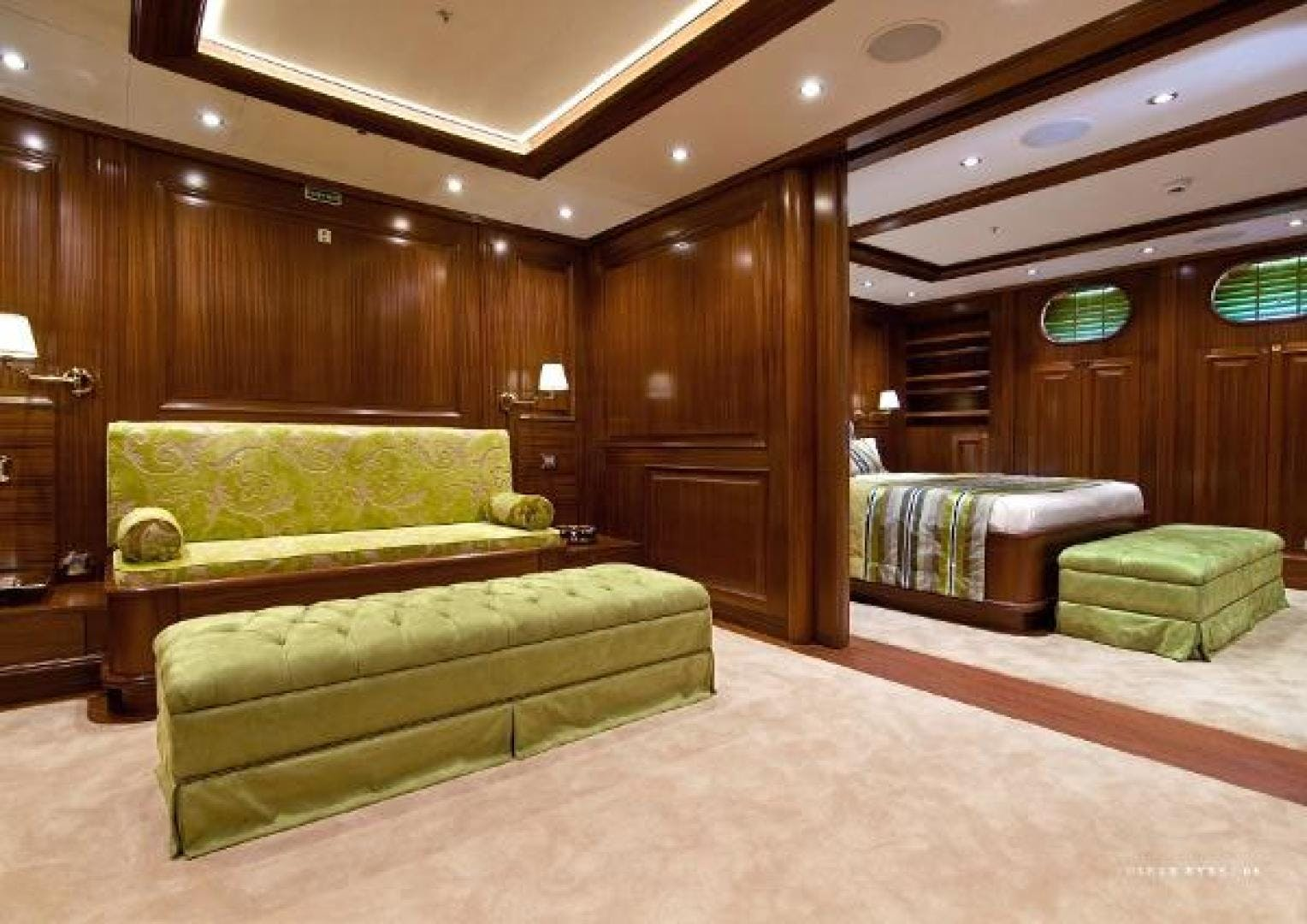 2010 Ketch 144' Pax Navi Yachts CLEAR EYES | Picture 5 of 22