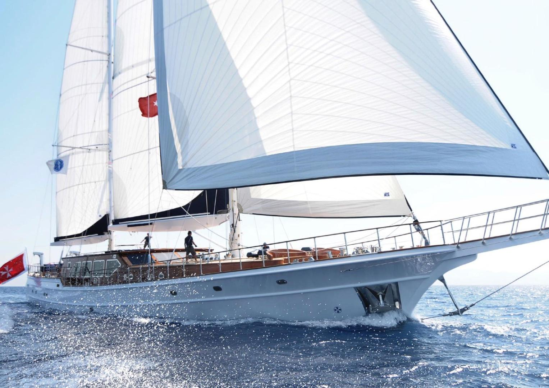 "2010 Ketch 144' Pax Navi Yachts ""CLEAR EYES"""