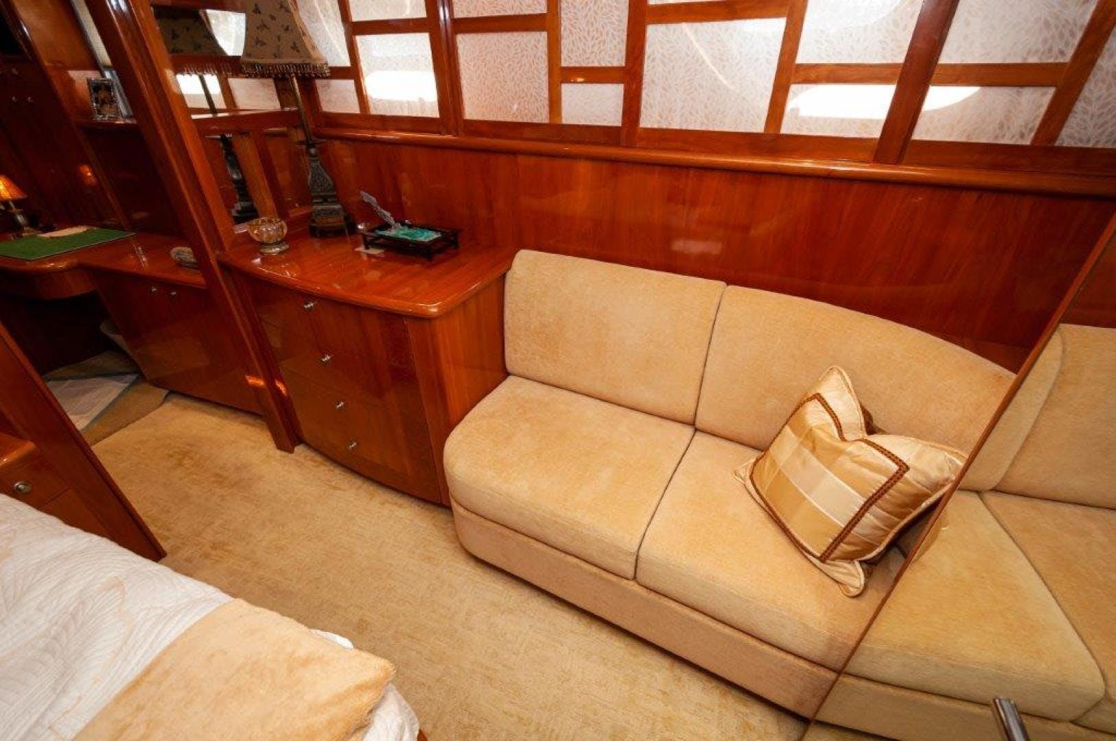 2002 Cheoy Lee 72' 72 Raised Pilot House Brandana | Picture 3 of 65