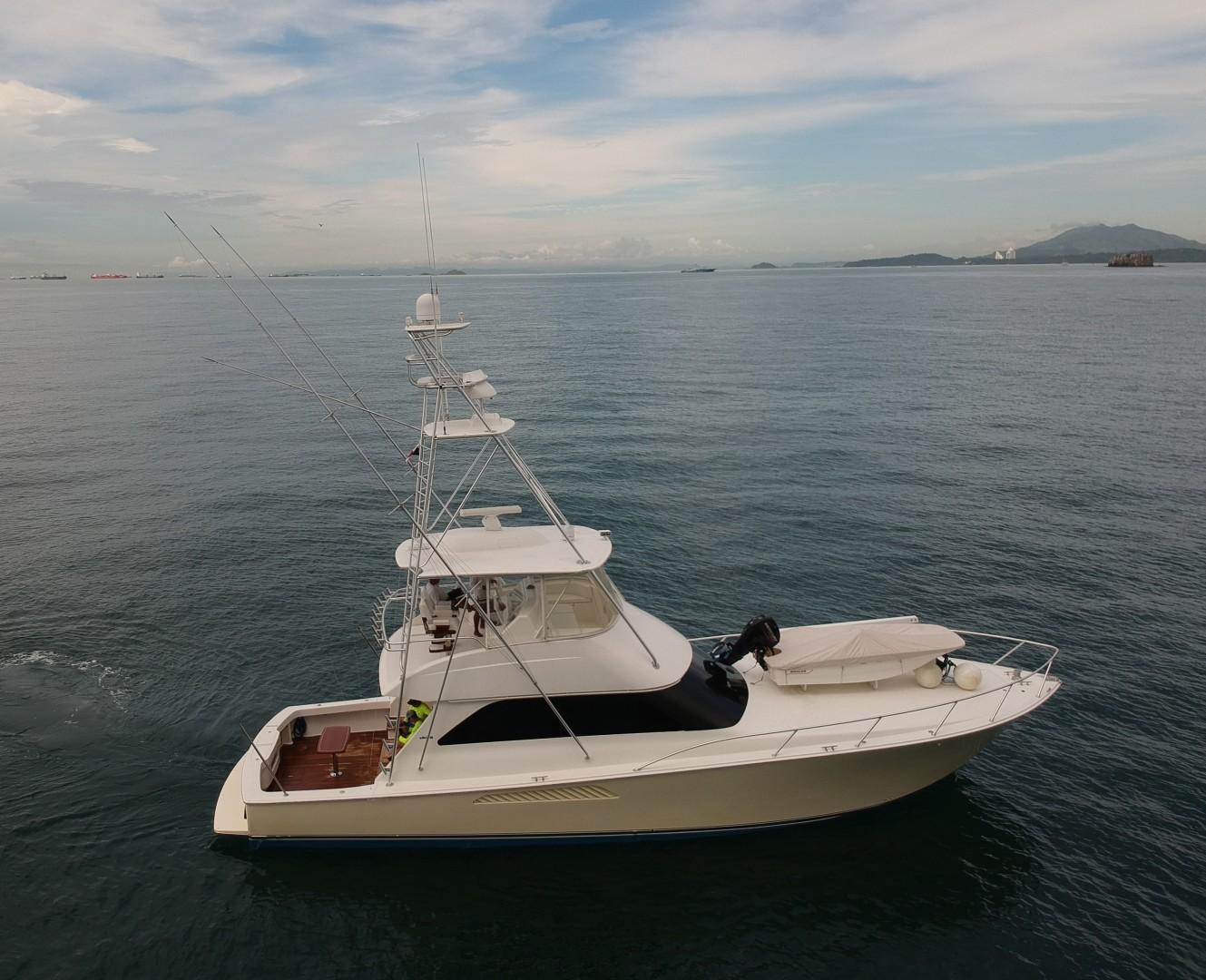 "2008 Viking 54' Convertible Sportfish ""PAL AGUA"""