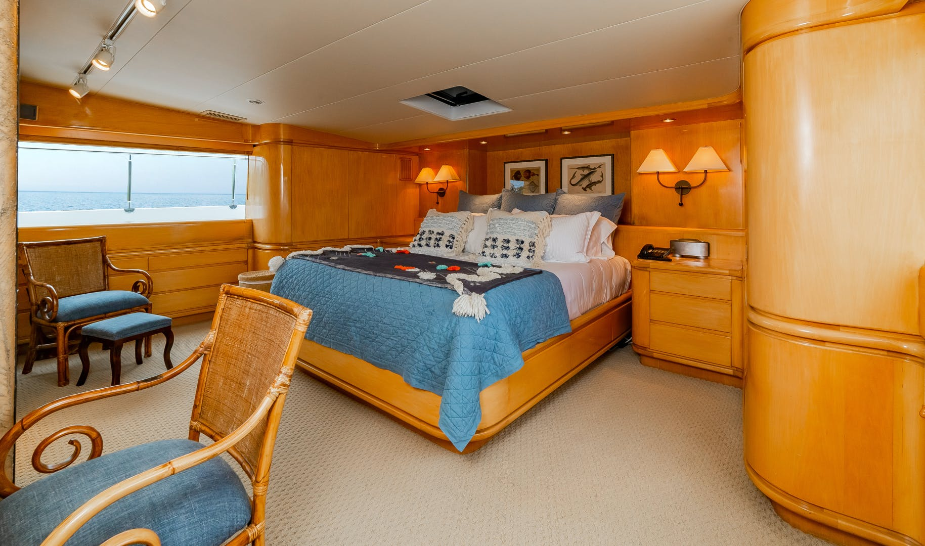1992 Barattucci 112' Yachtfisher STEADFAST | Picture 7 of 50