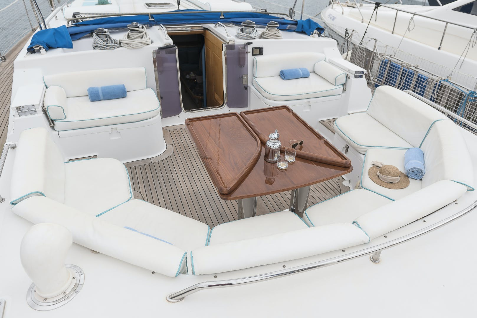 1992 Other 84' Southampton Yacht Services - Tony Castro Rocio | Picture 5 of 19