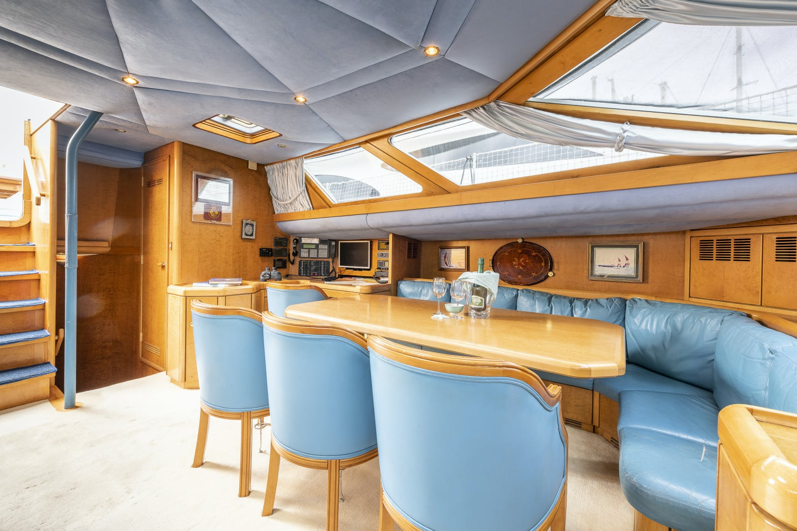1992 Other 84' Southampton Yacht Services - Tony Castro Rocio | Picture 7 of 19
