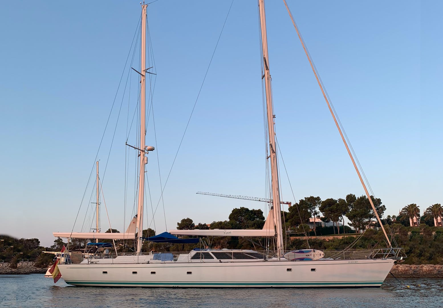 1992 Other 84' Southampton Yacht Services - Tony Castro Rocio | Picture 1 of 19