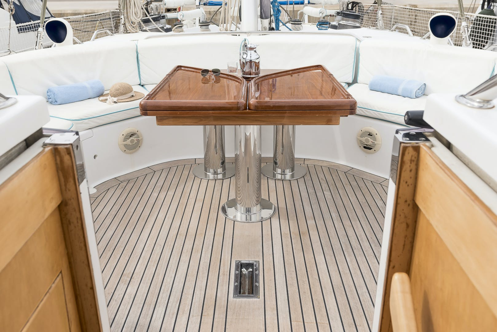 1992 Other 84' Southampton Yacht Services - Tony Castro Rocio | Picture 6 of 19