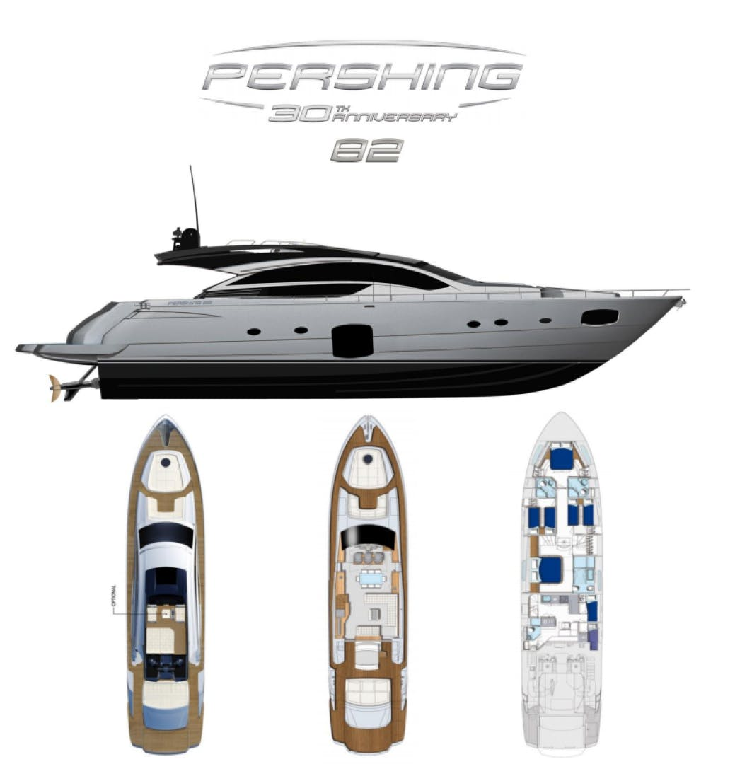 2016 Pershing 82'   | Picture 2 of 10