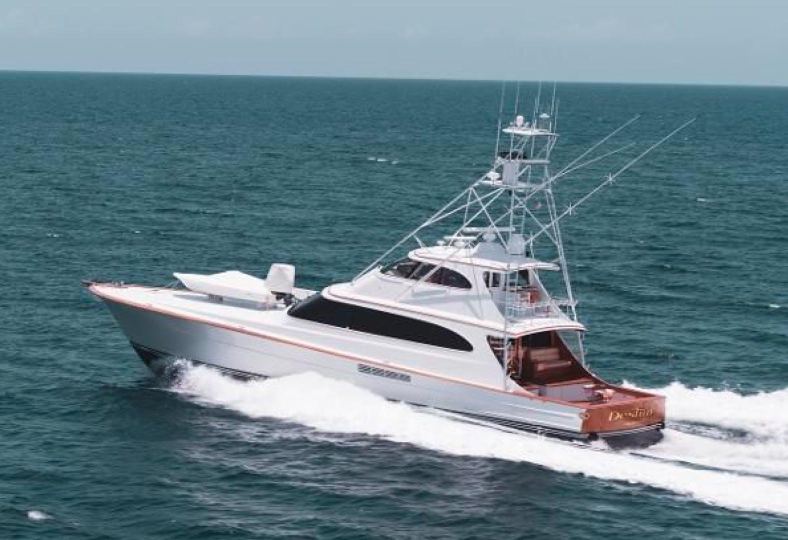 2011 Merritt 86' Sportfish DESTINY | Picture 1 of 41
