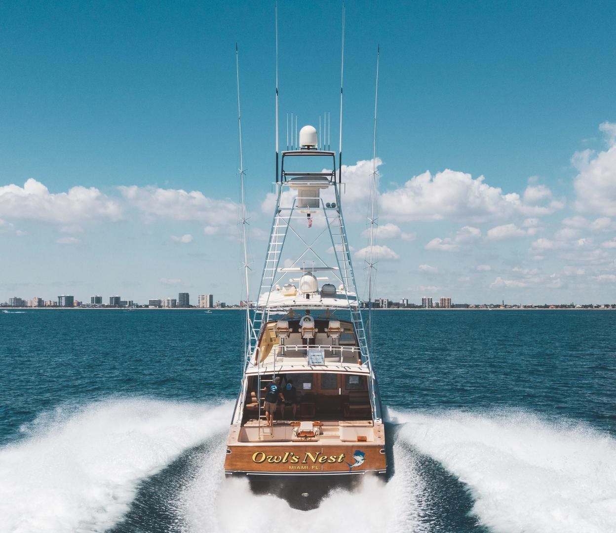 2009 Merritt 72' Sportfish OWL'S NEST | Picture 8 of 26
