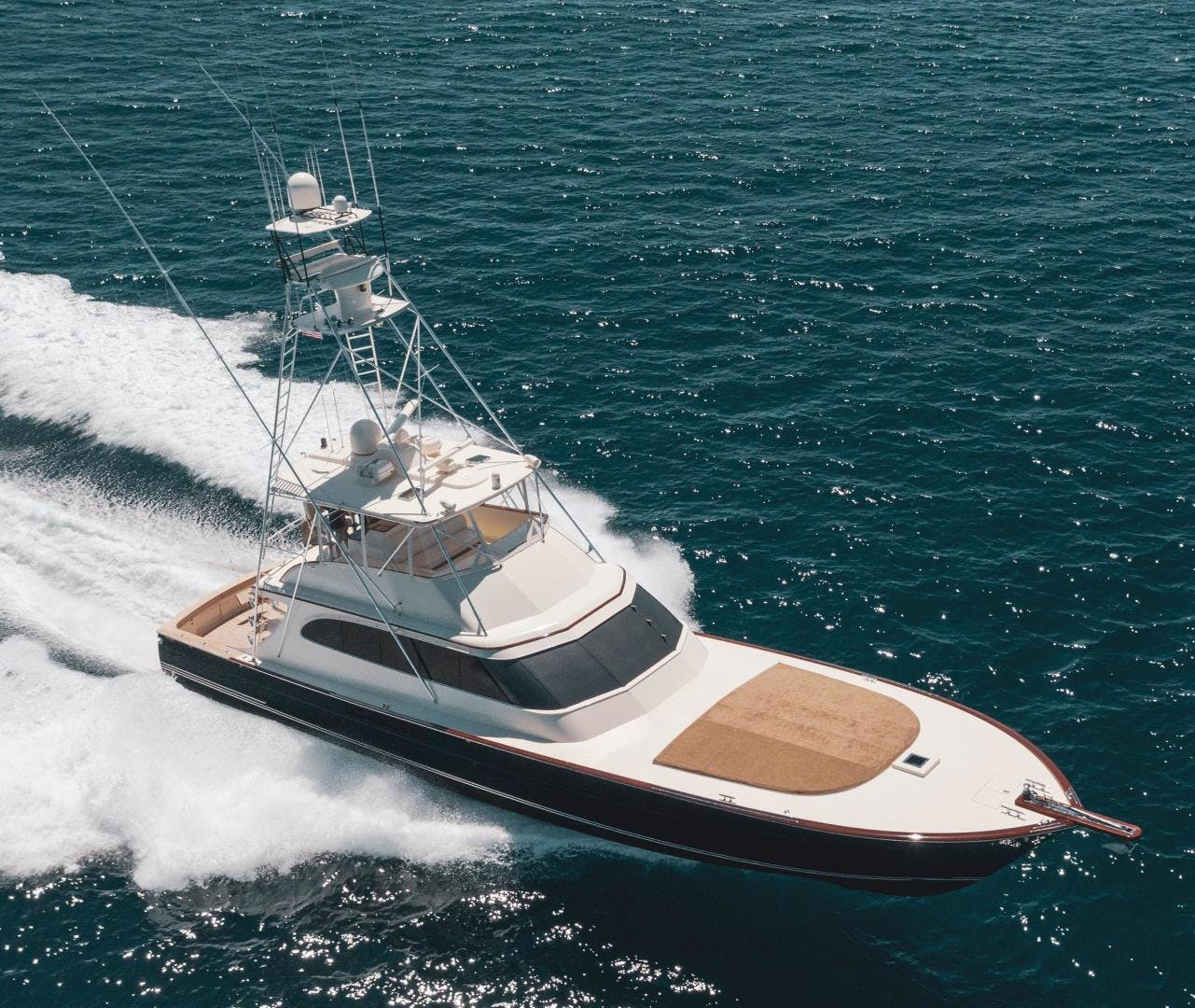 2009 Merritt 72' Sportfish OWL'S NEST | Picture 7 of 26