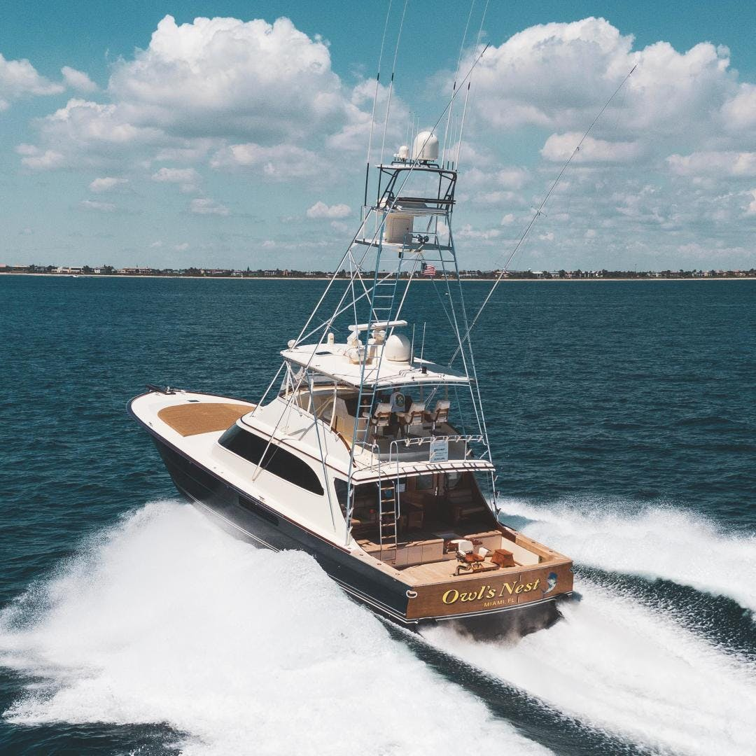 2009 Merritt 72' Sportfish OWL'S NEST | Picture 2 of 26