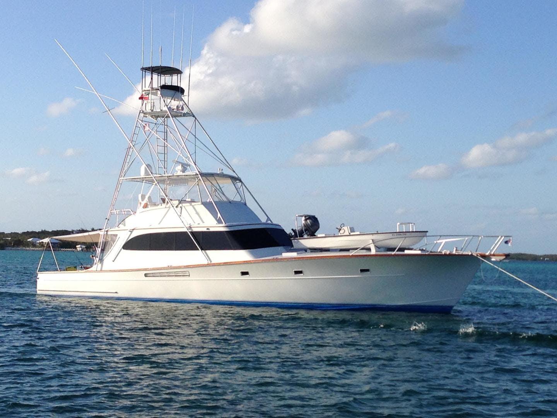 1990 Merritt 63' Sportfish SARANITA  | Picture 2 of 46