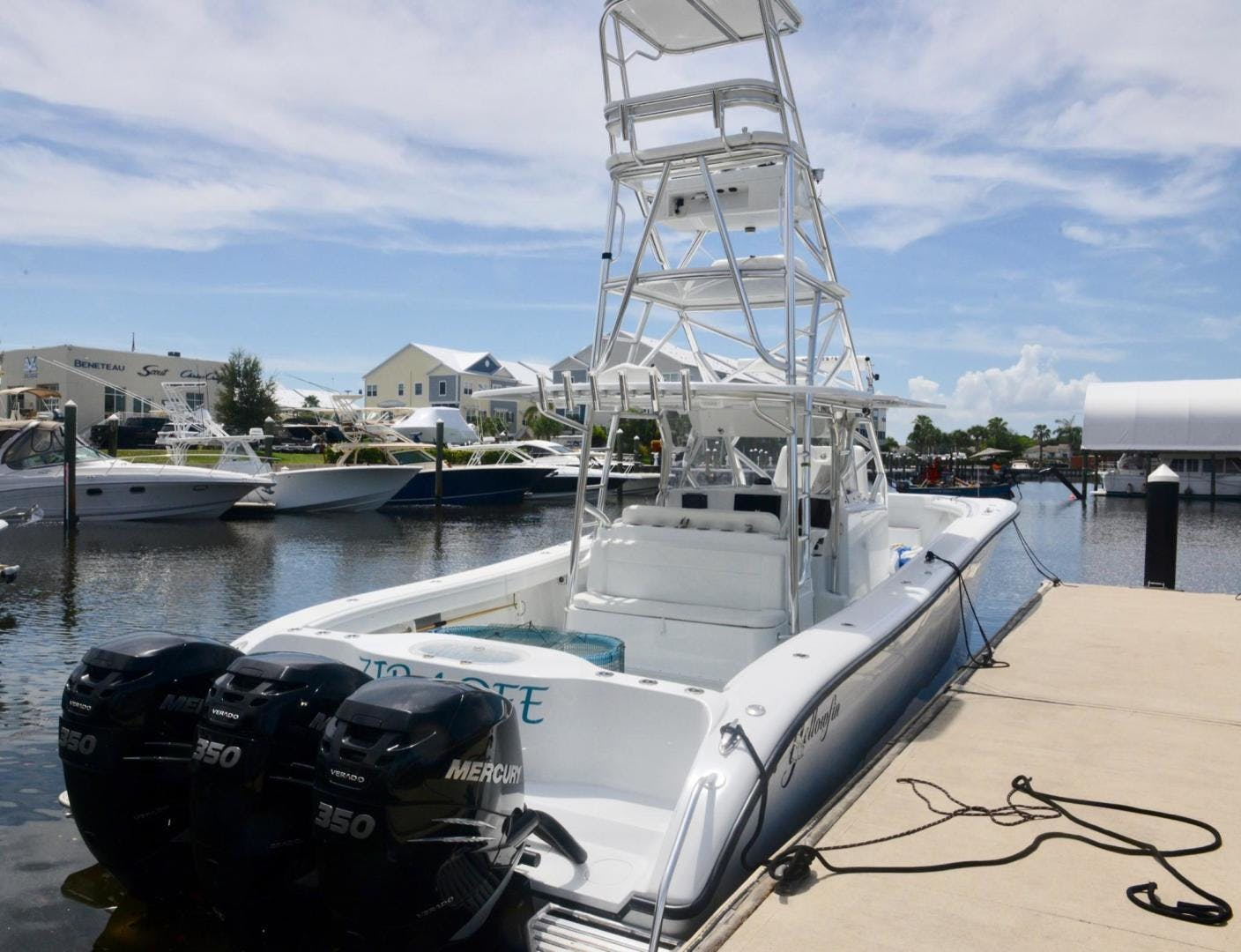 2015 Yellowfin 42' Center Console ZIP A DEE | Picture 4 of 18
