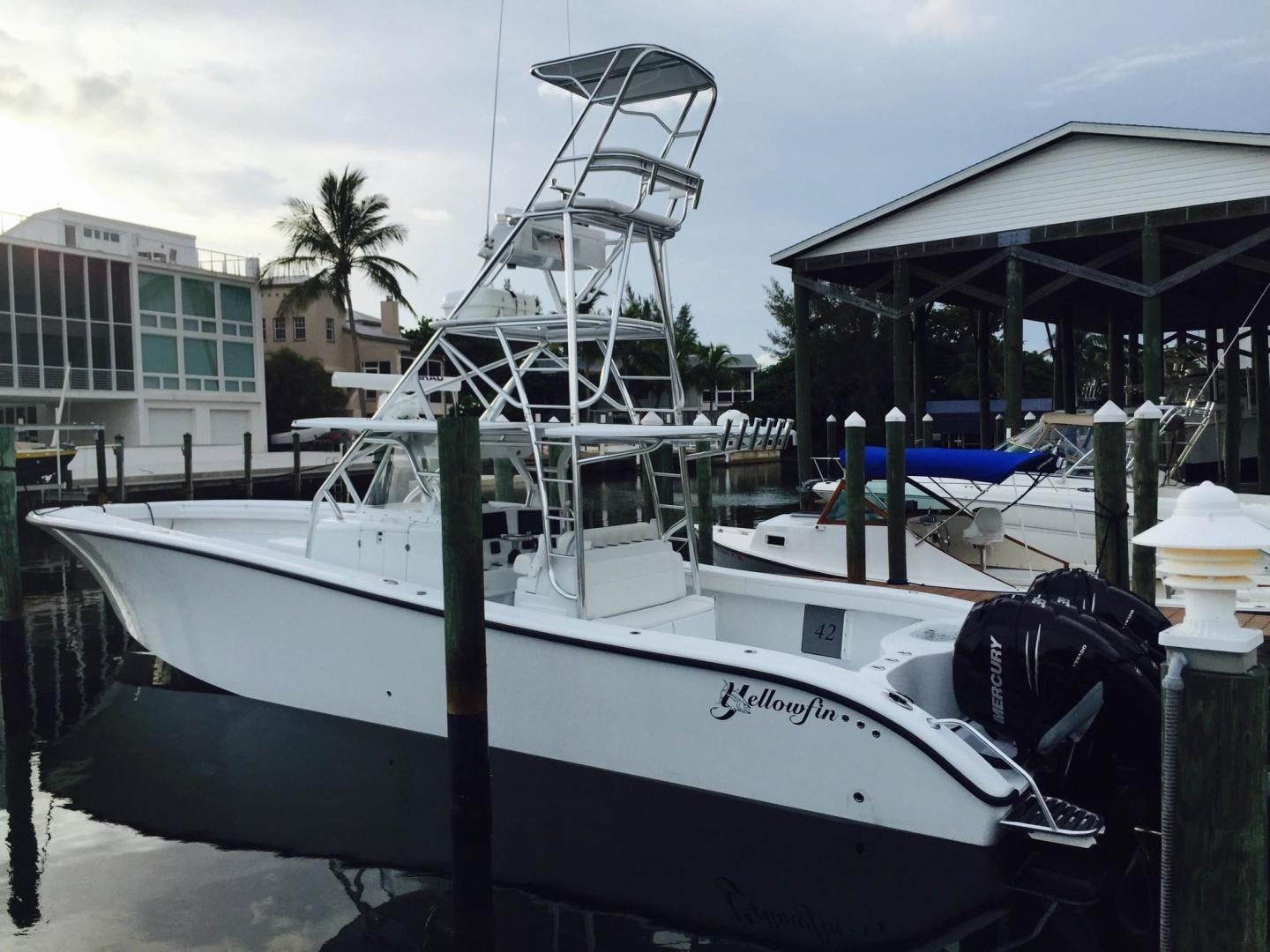 2015 Yellowfin 42' Center Console ZIP A DEE | Picture 2 of 18