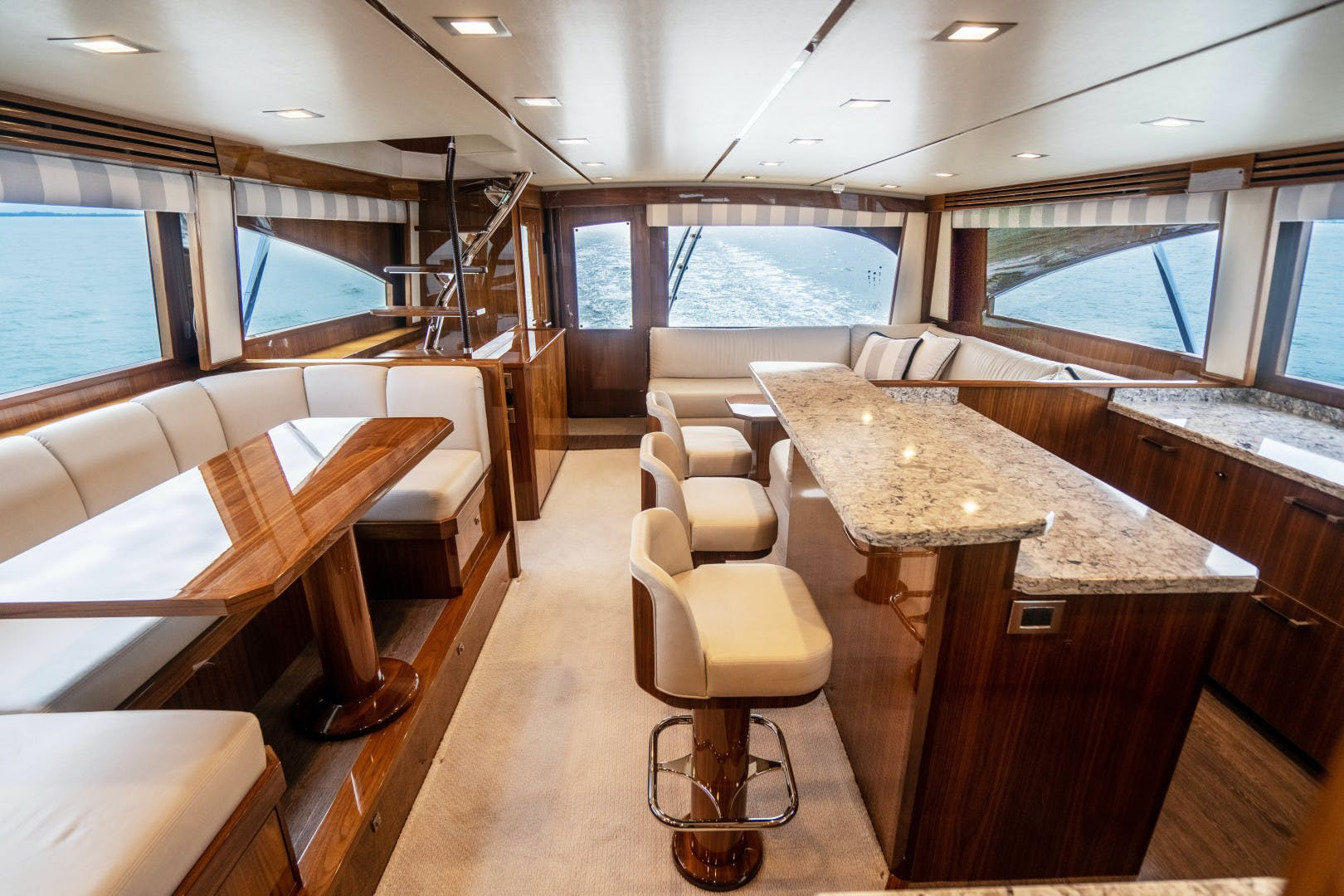 2017 Viking 72' 72 EB Convertible Raisers Edge | Picture 6 of 50