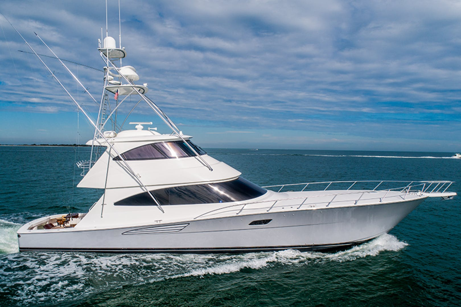 2017 Viking 72' 72 EB Convertible Raisers Edge | Picture 7 of 50