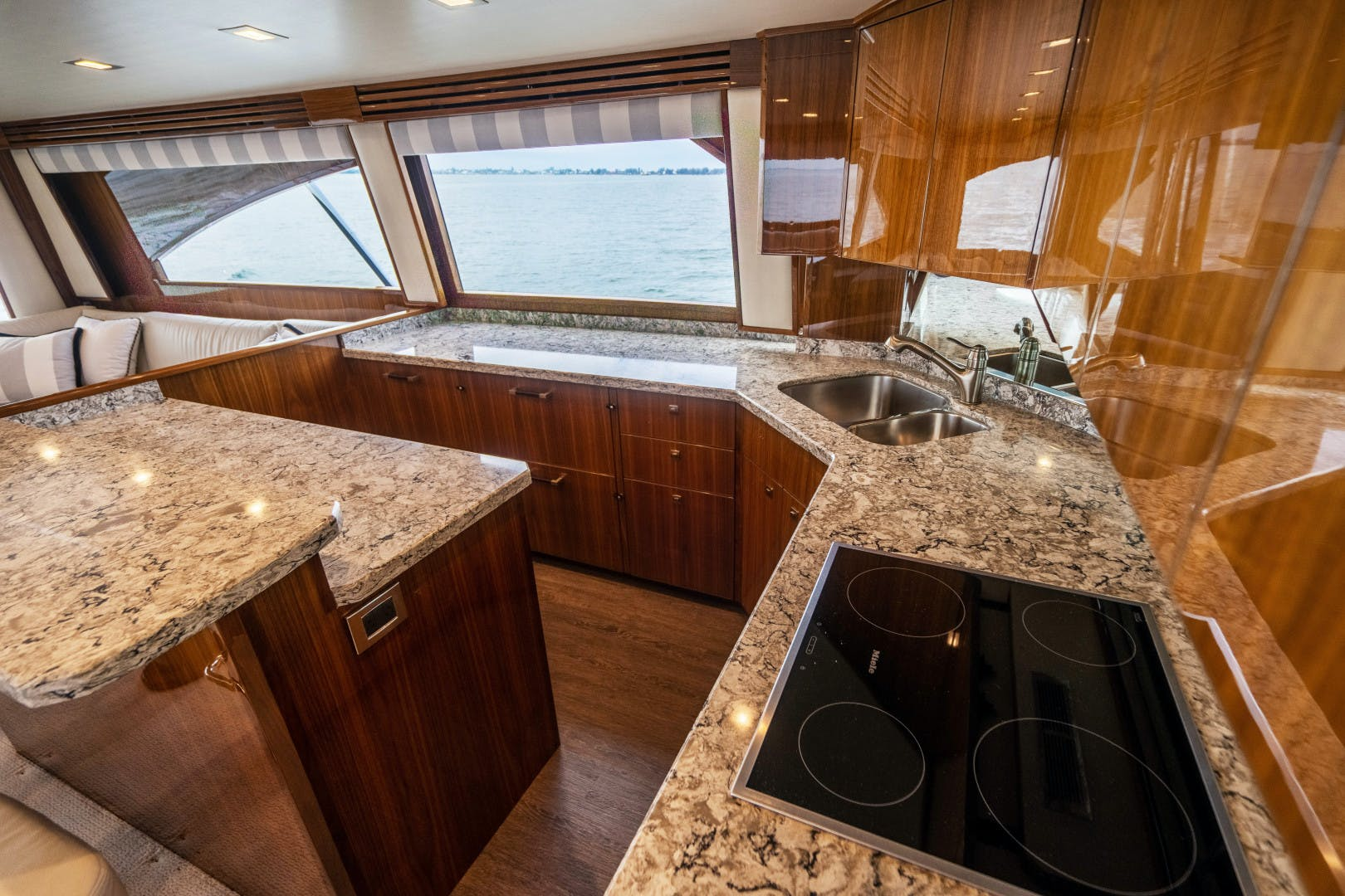 2017 Viking 72' 72 EB Convertible Raisers Edge | Picture 3 of 50