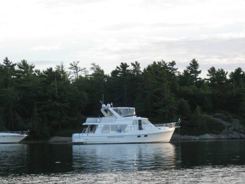 2000 Ocean Alexander 51'