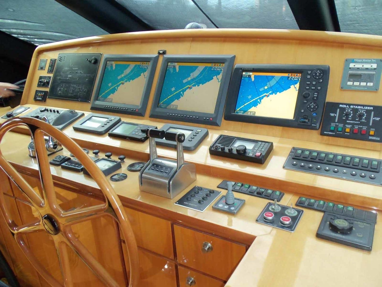 2004 Queenship 76' Barretta 76 SEA MYSTIC | Picture 2 of 86