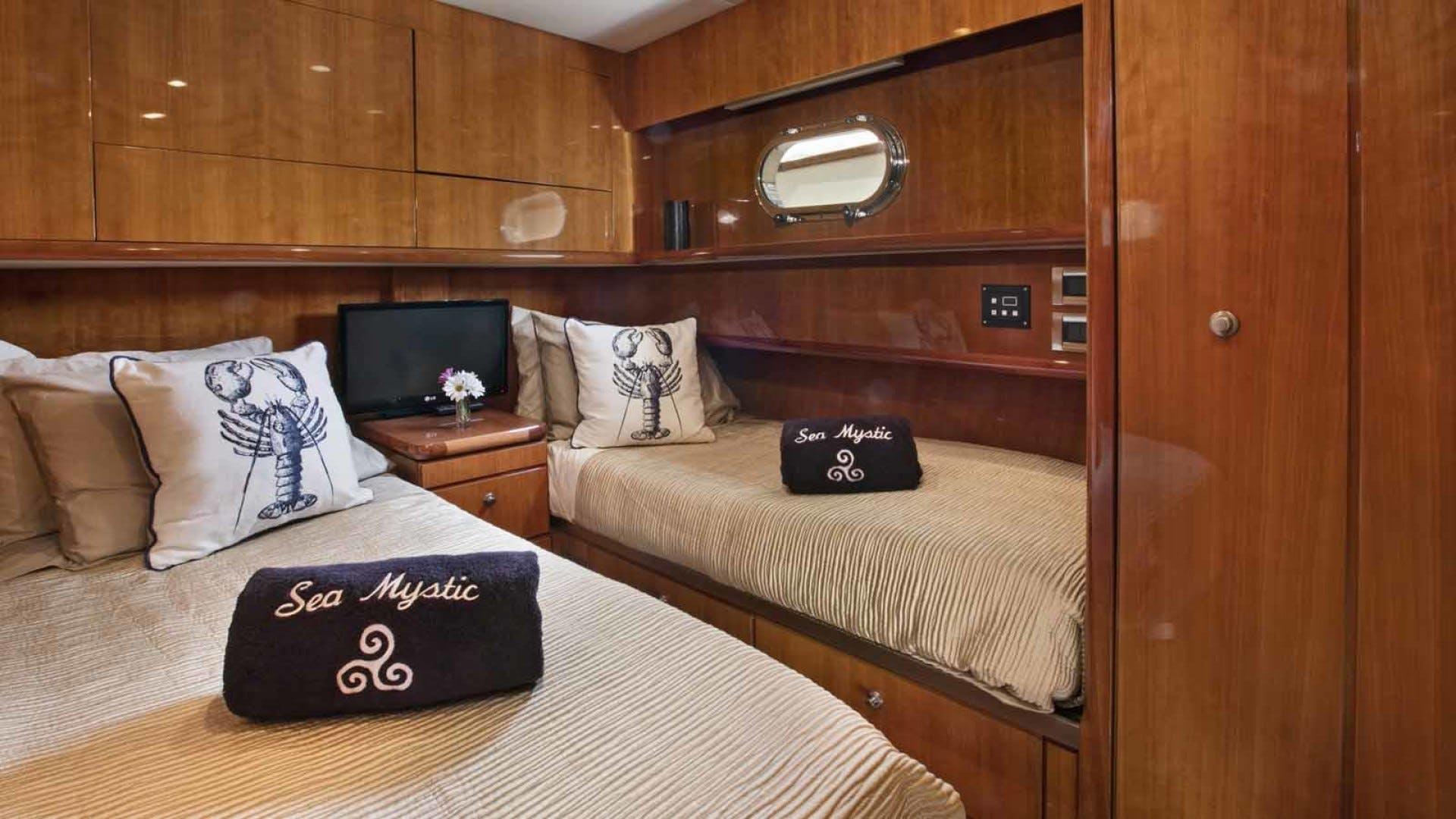 2004 Queenship 76' Barretta 76 SEA MYSTIC | Picture 6 of 86