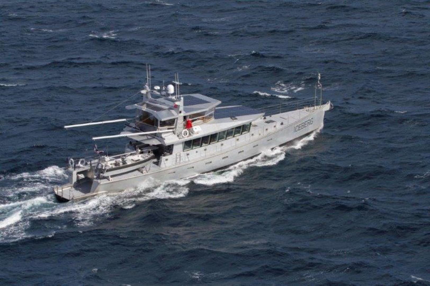 "2014 Circa Marine 111' FPB97 ""Iceberg"""