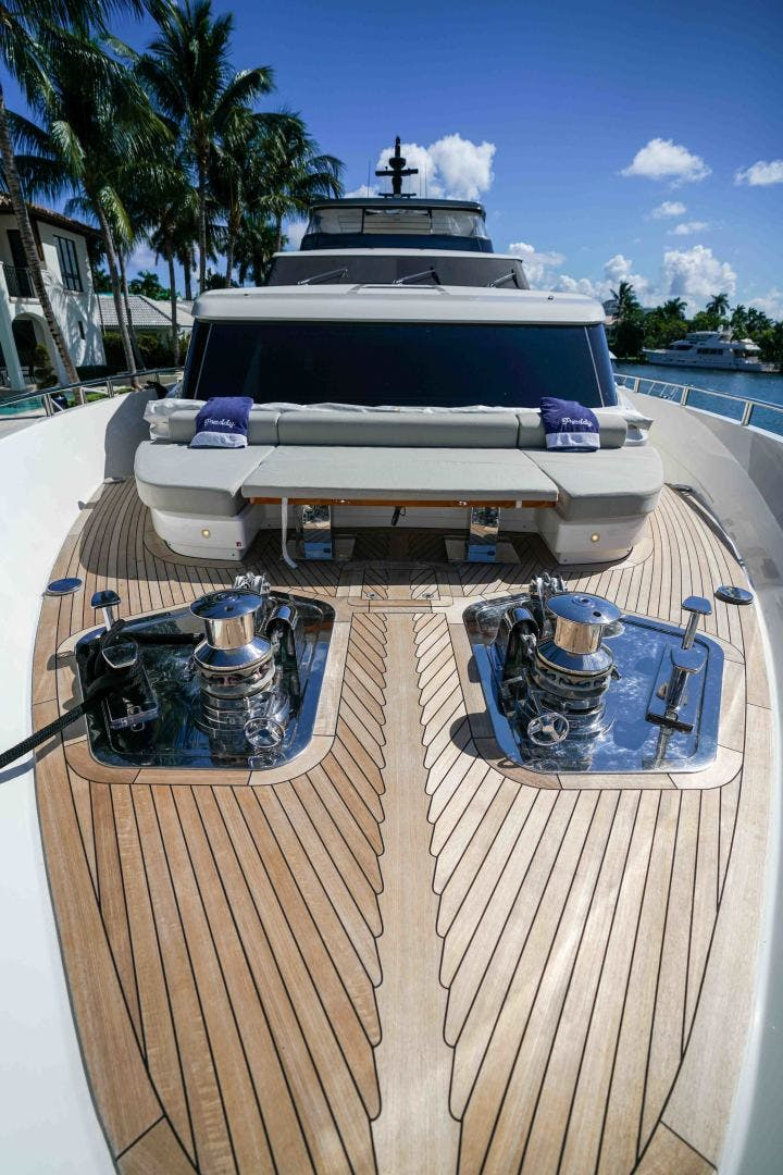 2017 Sanlorenzo 106' SL106 Freddy | Picture 3 of 40