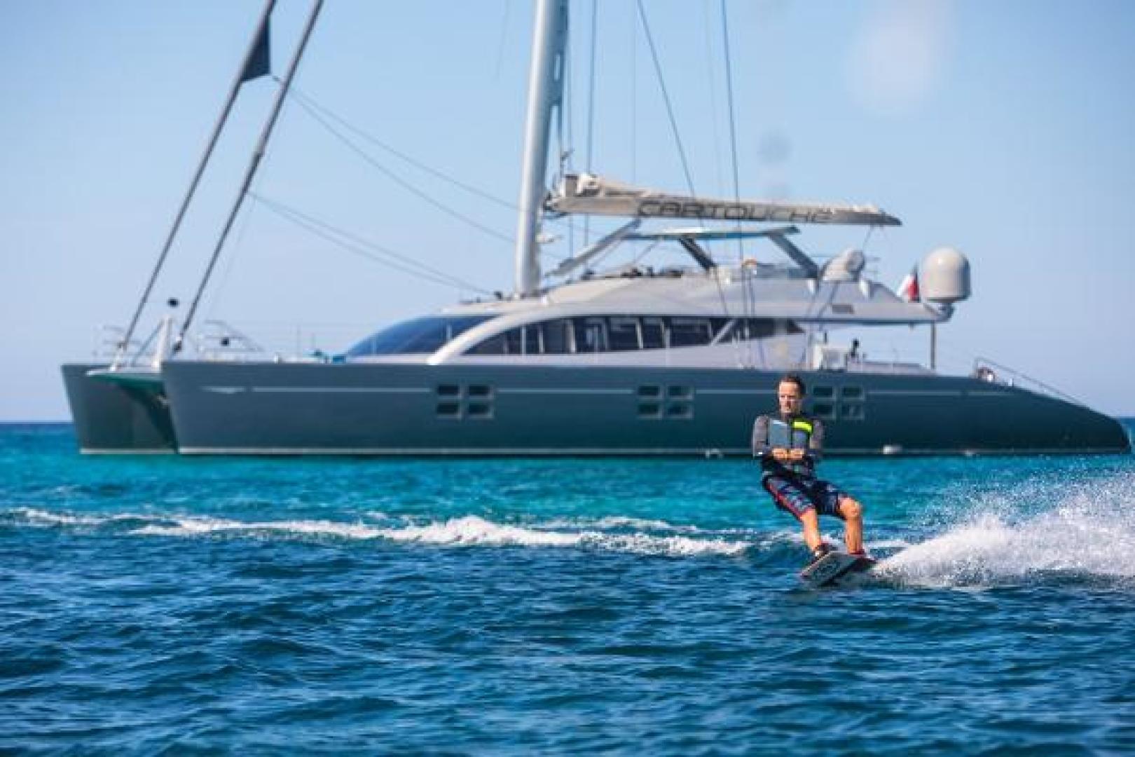 "2011 Catamaran 95' Blue Coast Yachts  ""CARTOUCHE"""