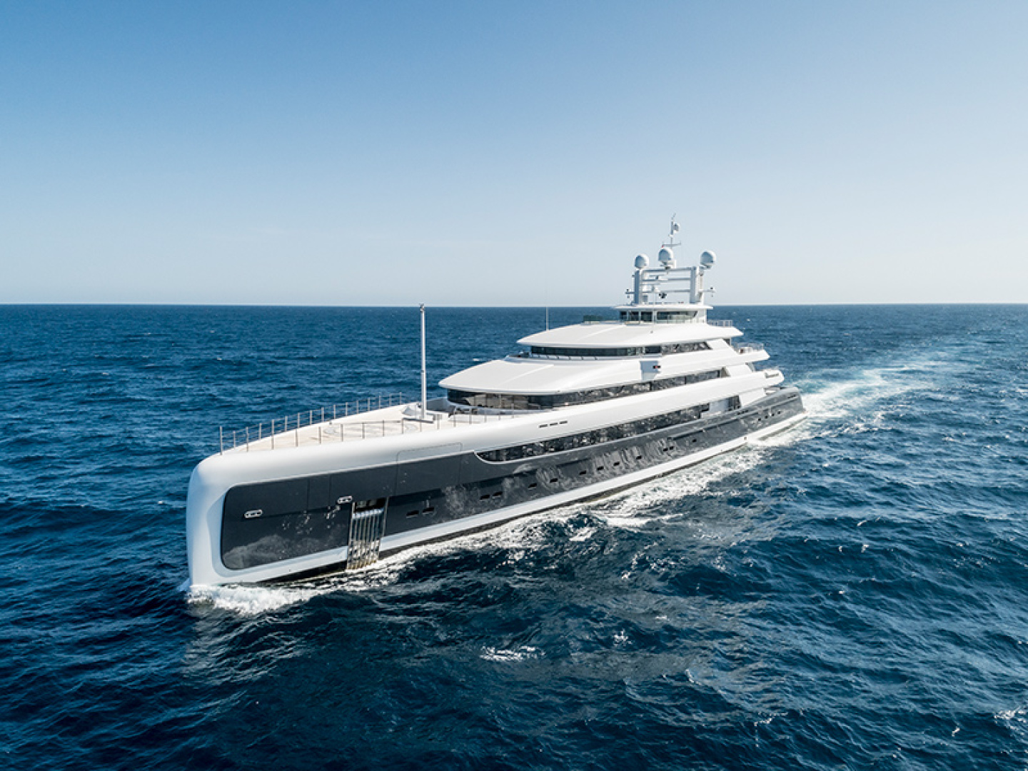 "2018 Pride Mega Yachts 290'  ""ILLUSION PLUS"""